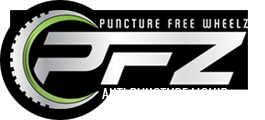 Puncture Free Wheels Logo